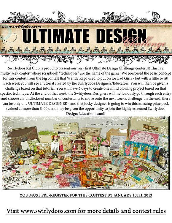 Ultimate Design Challenge
