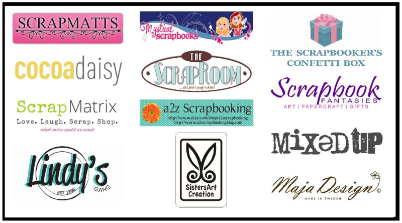 November 2018 sponsors