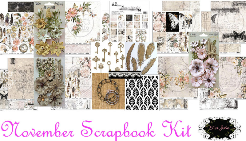 November Kit reveal