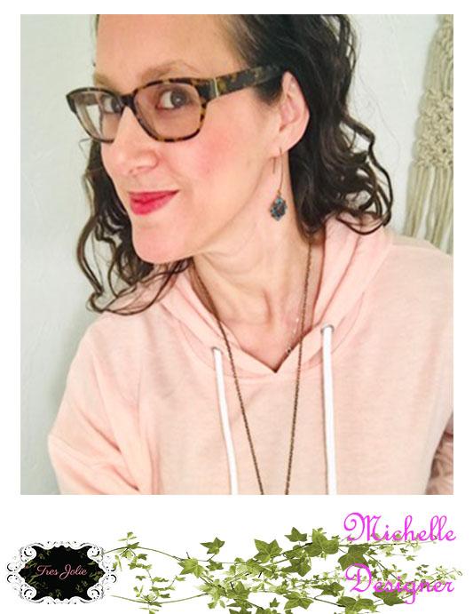 Michelle DT Badge